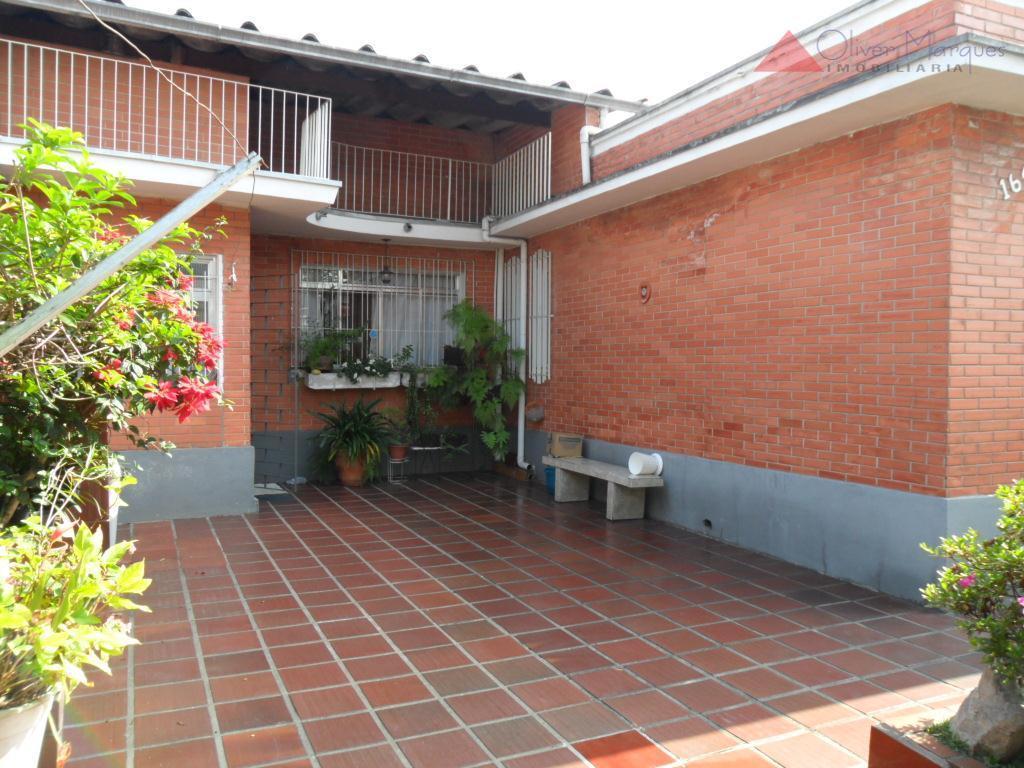 Casa comercial à venda, Vila Osasco, Osasco - CA0925.
