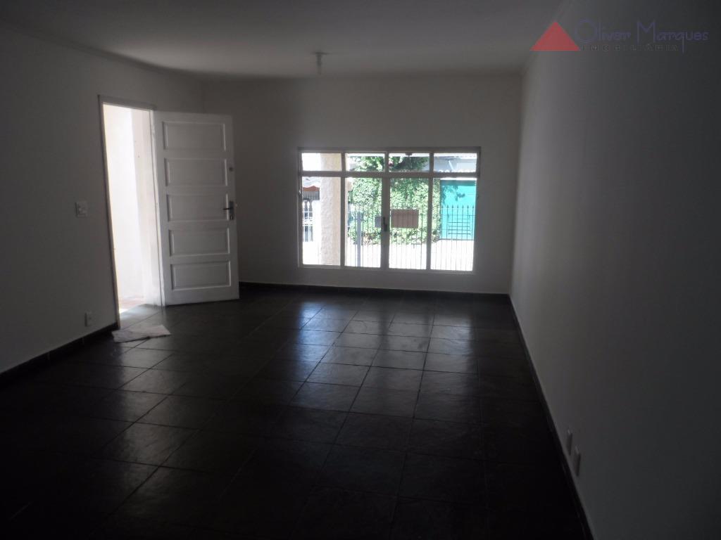 Sobrado residencial para locação, Parque Continental, São Paulo - SO1499.