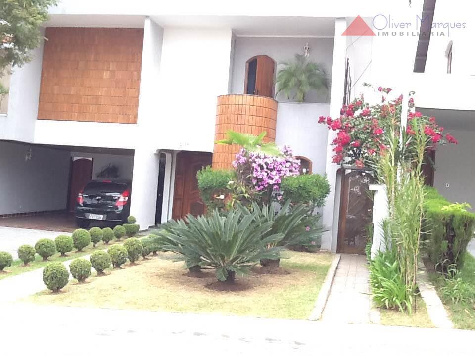 Casa residencial à venda, Residencial (Alphaville), Santana de Parnaíba - CA0927.
