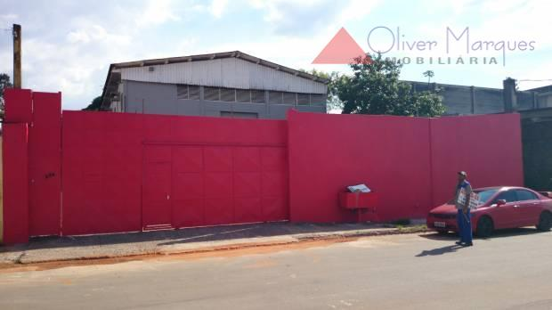 Galpão comercial para locação, Alphaville, Santana de Parnaíba - GA0140.