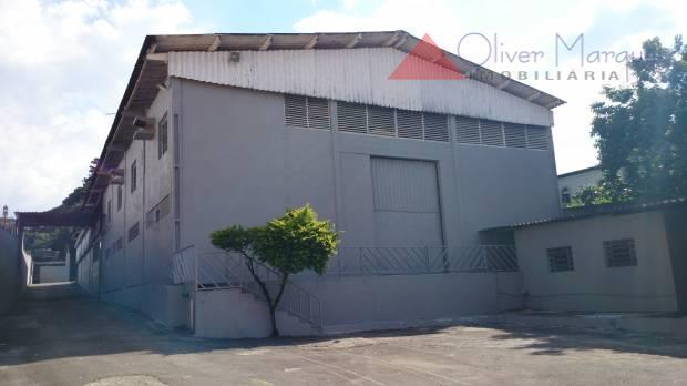 Galpão comercial à venda, Alphaville, Santana de Parnaíba - GA0141.