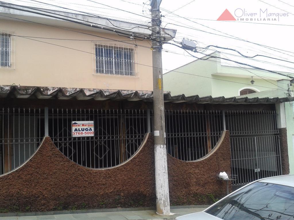 Sobrado residencial para locação, Vila Yara, Osasco - SO1504.