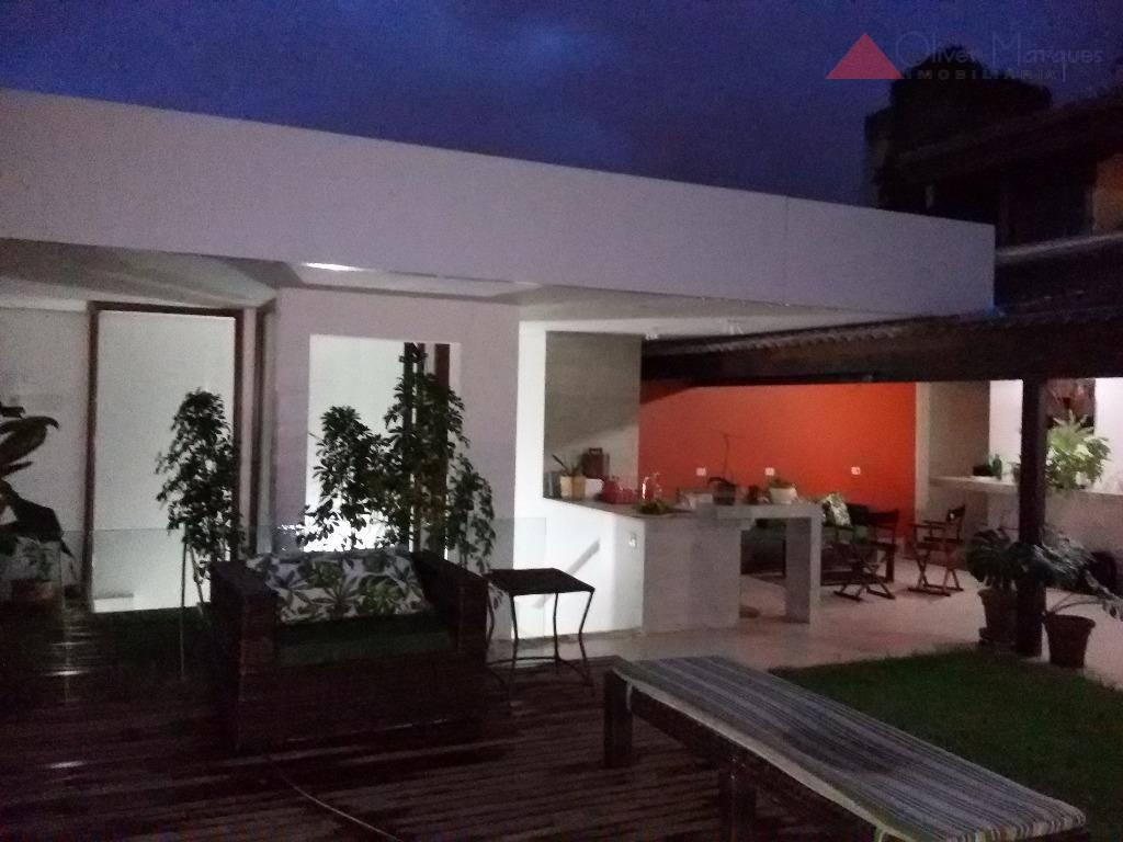 Sobrado Residencial à venda, Parque dos Príncipes, São Paulo - SO0207.