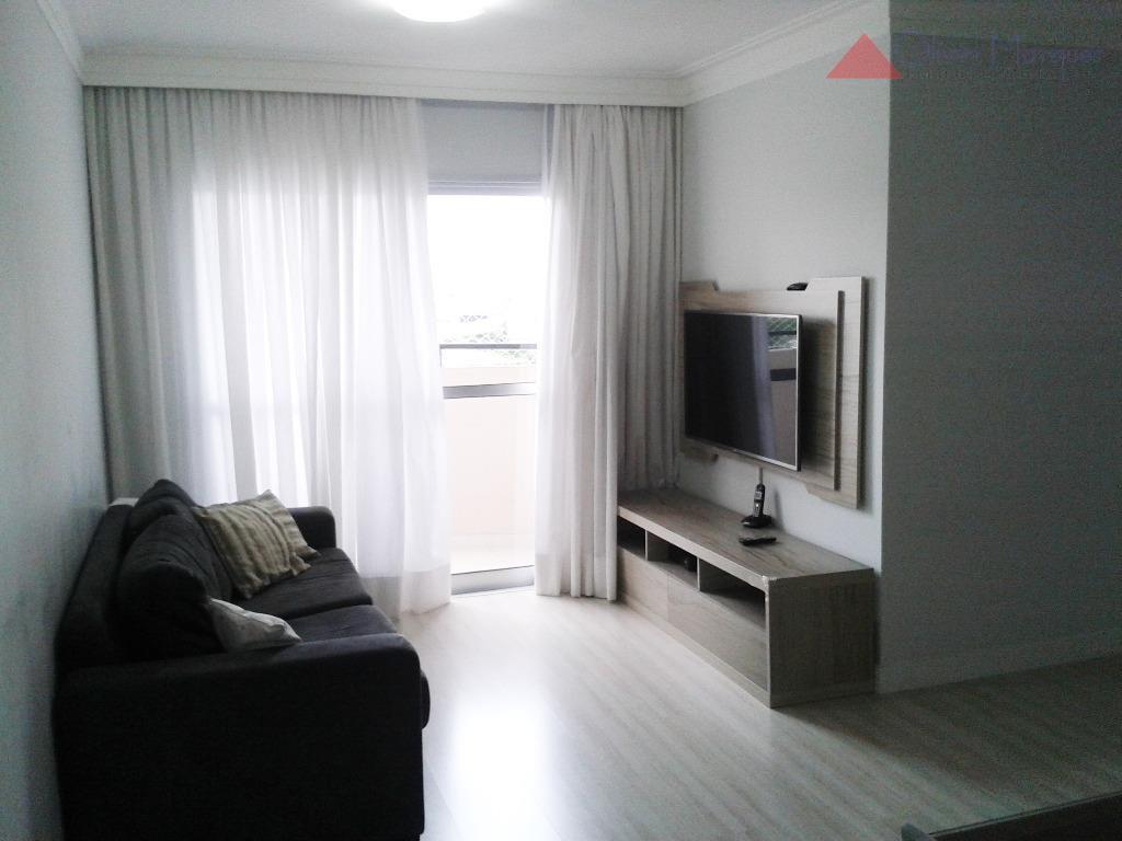 Apartamento residencial à venda, Jaguaribe, Osasco - AP4497.