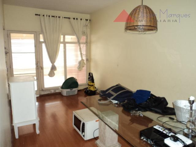 Casa residencial à venda, Parque Continental, São Paulo - CA0929.