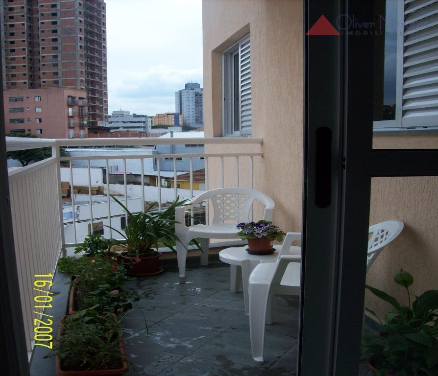 Apartamento residencial à venda, Centro, Osasco - AP4502.