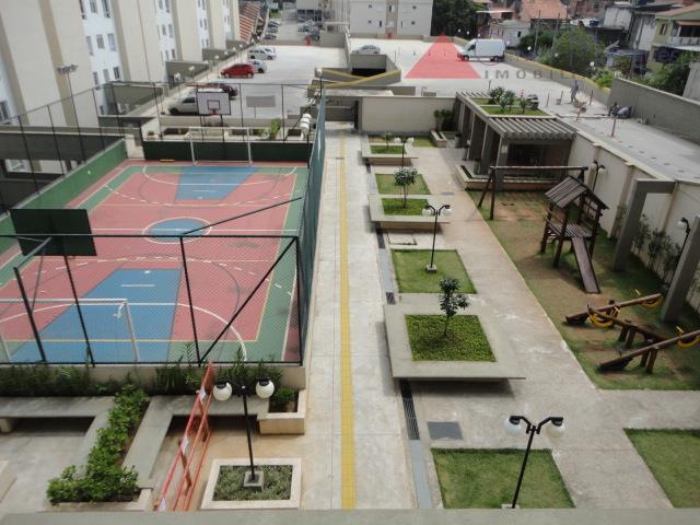 Apartamento residencial à venda, São Pedro, Osasco - AP4546.