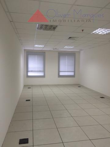 Sala comercial à venda, Alphaville Industrial, Barueri - SA0157.