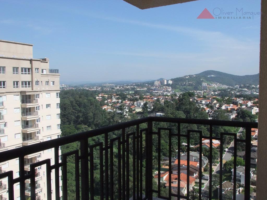 Apartamento residencial à venda, Alphaville Conde II, Barueri - AP4579.