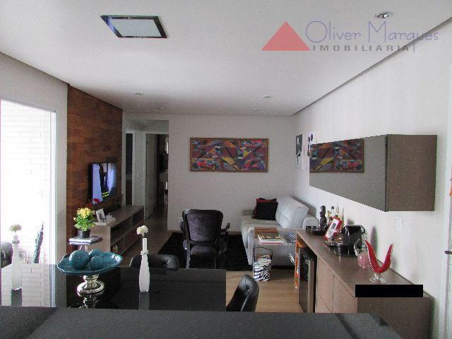 Apartamento residencial à venda, Colina São Francisco, São Paulo - AP4588.