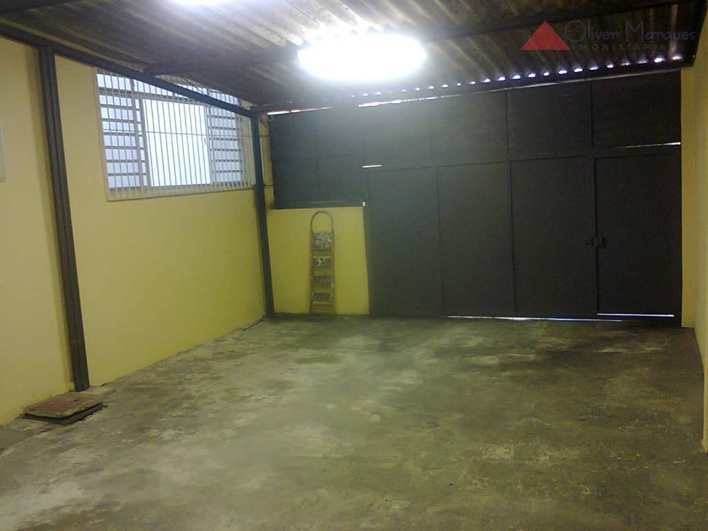 Galpão comercial para locação, Vila Gomes, São Paulo - GA0148.