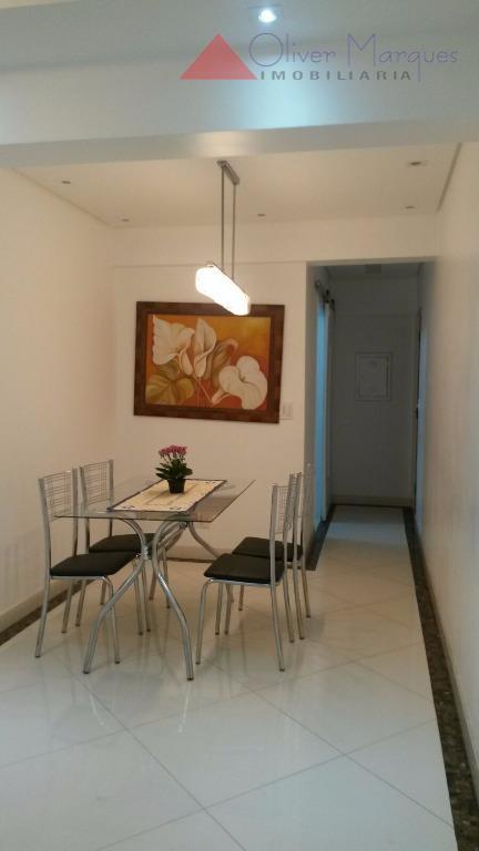 Apartamento residencial à venda, Centro, Osasco - AP4619.