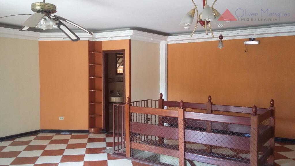 Sobrado residencial para locação, Jaguaribe, Osasco - SO1427.