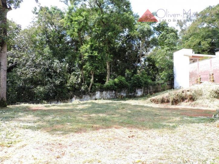 Terreno residencial à venda, Jardim Passárgada I, Cotia - TE0205.