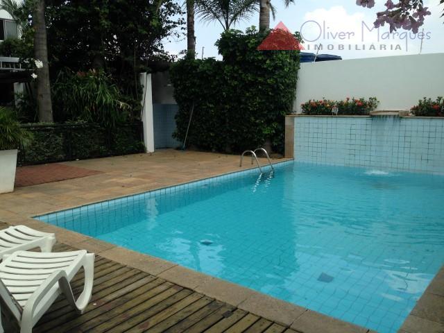 Sobrado residencial para locação, Vila São Francisco, São Paulo - SO1539.