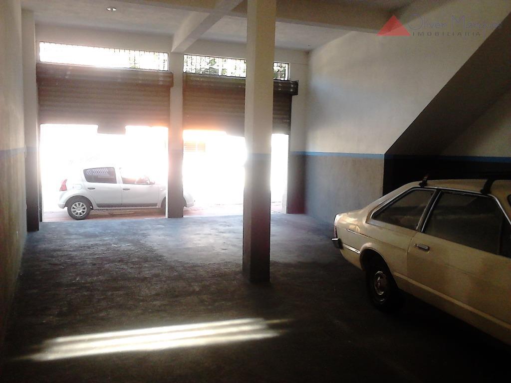 Galpão comercial para locação, Vila Dalva, São Paulo - GA0150.