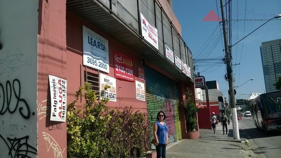 Galpão  comercial à venda, Vila Yara, Osasco.