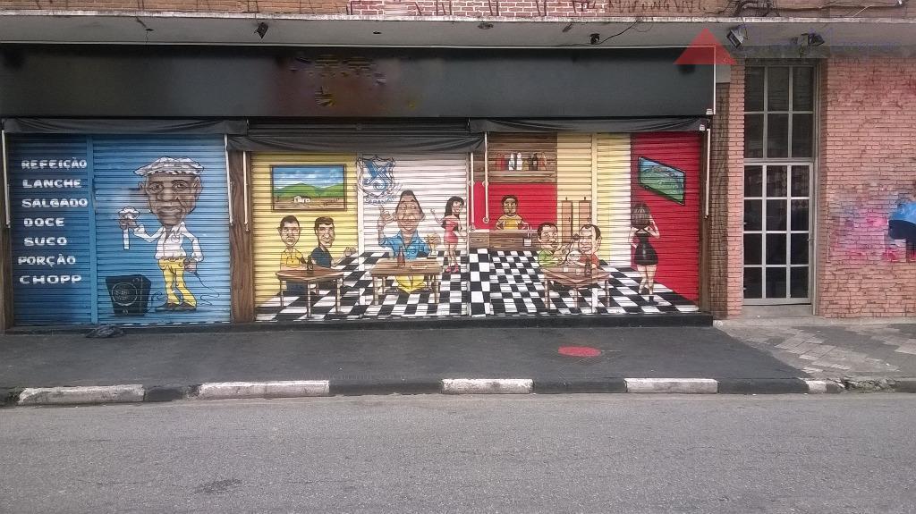 Salão  comercial à venda, Vila Yara, Osasco.