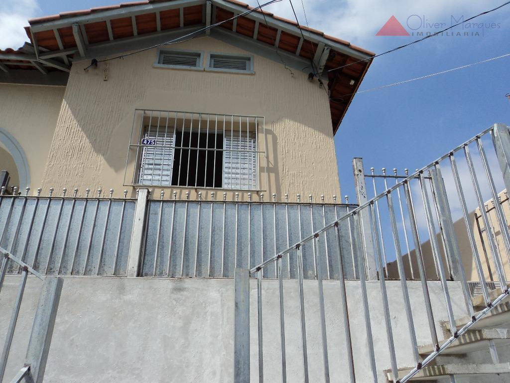 Casa residencial para locação, Jaguaré, São Paulo.