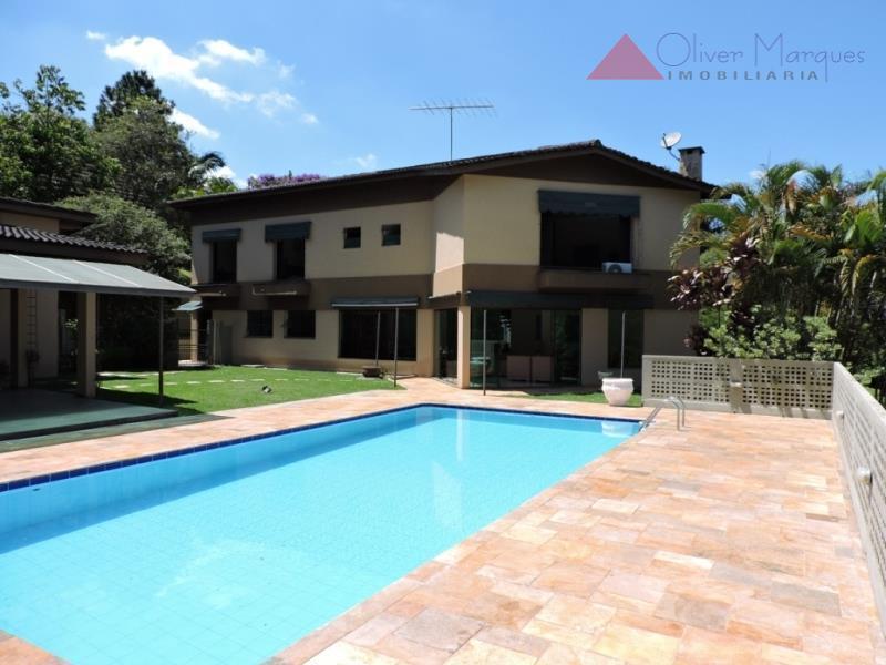 Casa residencial à venda, Chácara Moinho Velho, Carapicuíba - CA0963.