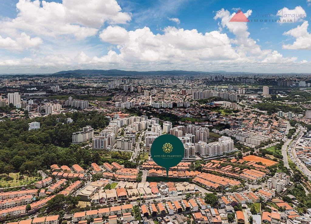 Apartamento residencial à venda, Vila São Francisco, São Paulo - AP4722.