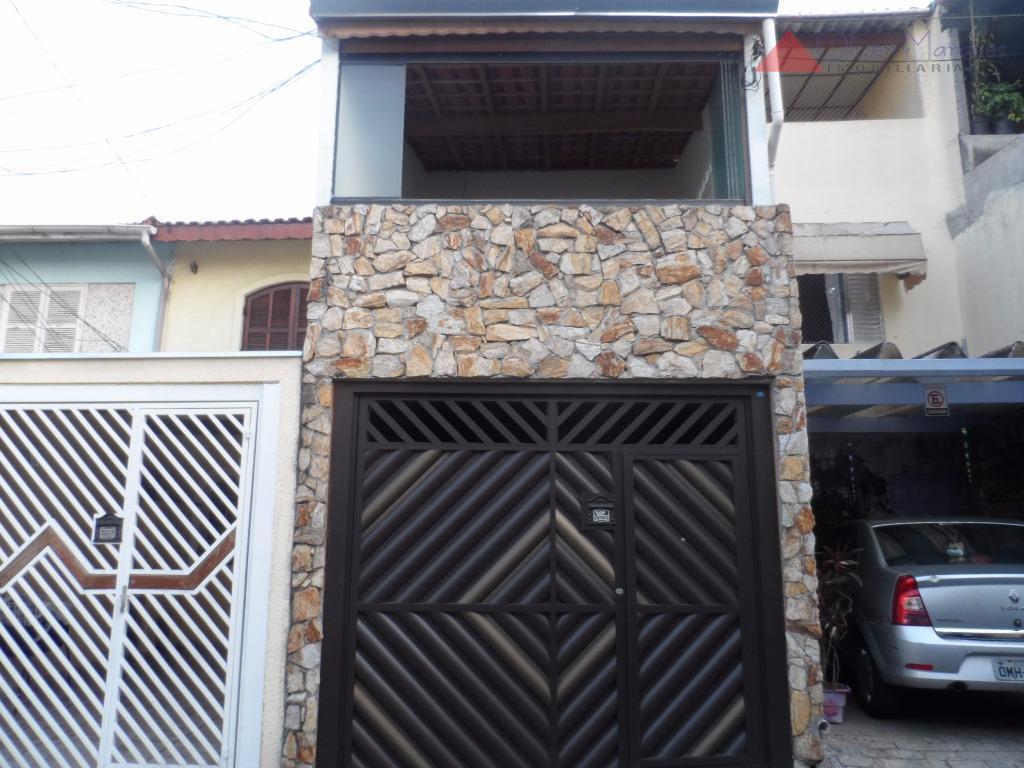 Sobrado residencial à venda, Jaguaré, São Paulo - SO1560.