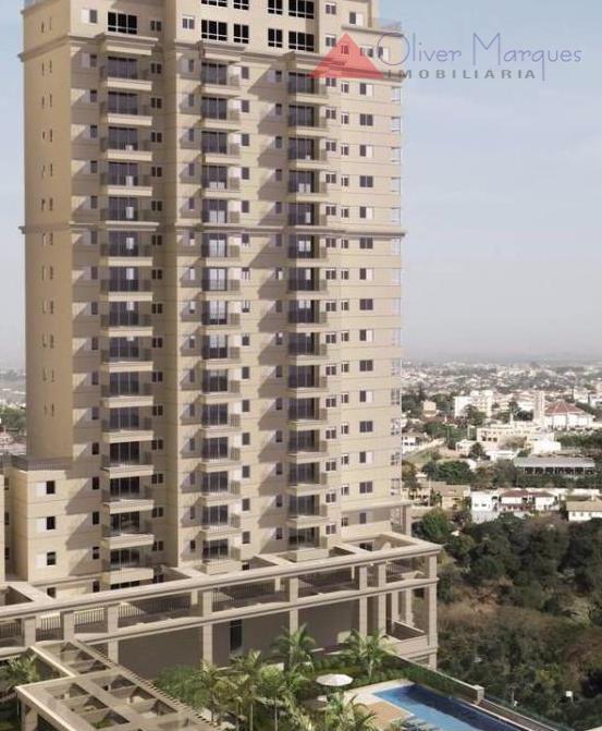 Apartamento residencial à venda, Alphaville, Alpha Park,  Barueri.