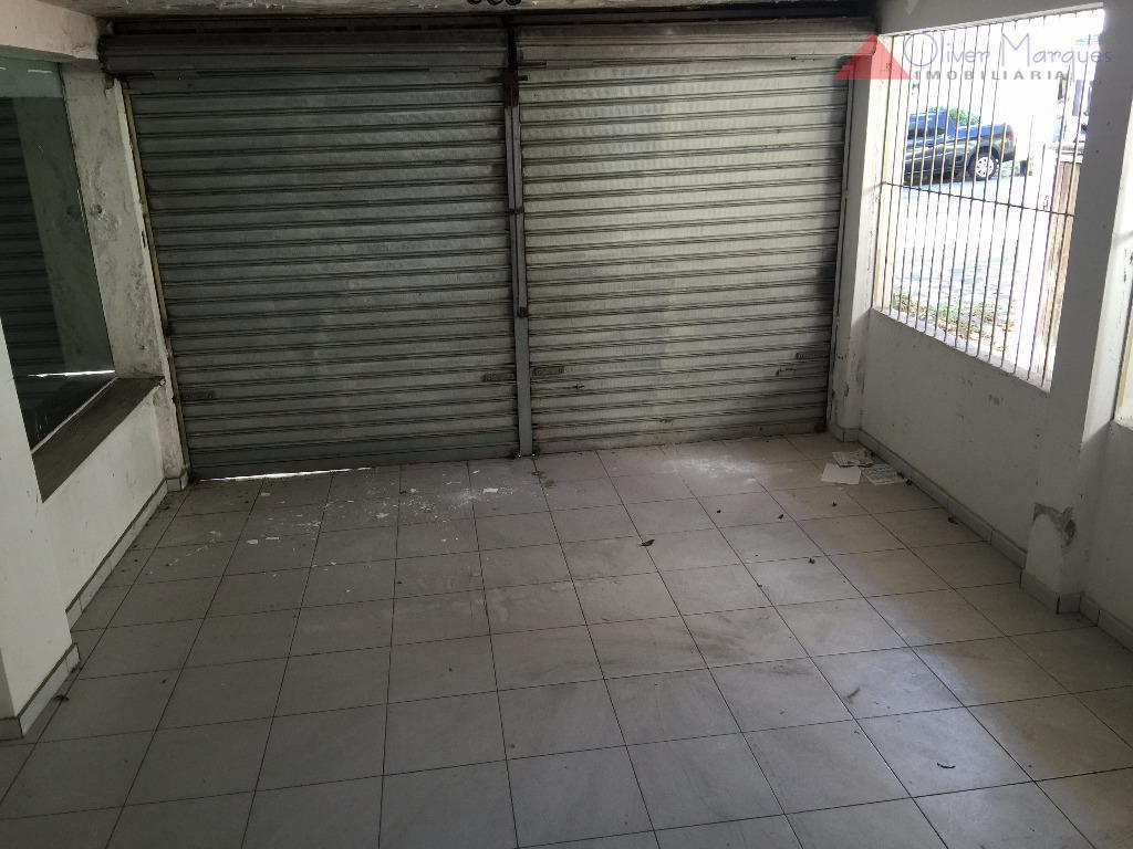 Sobrado residencial à venda, Parque Continental, São Paulo - SO1563.