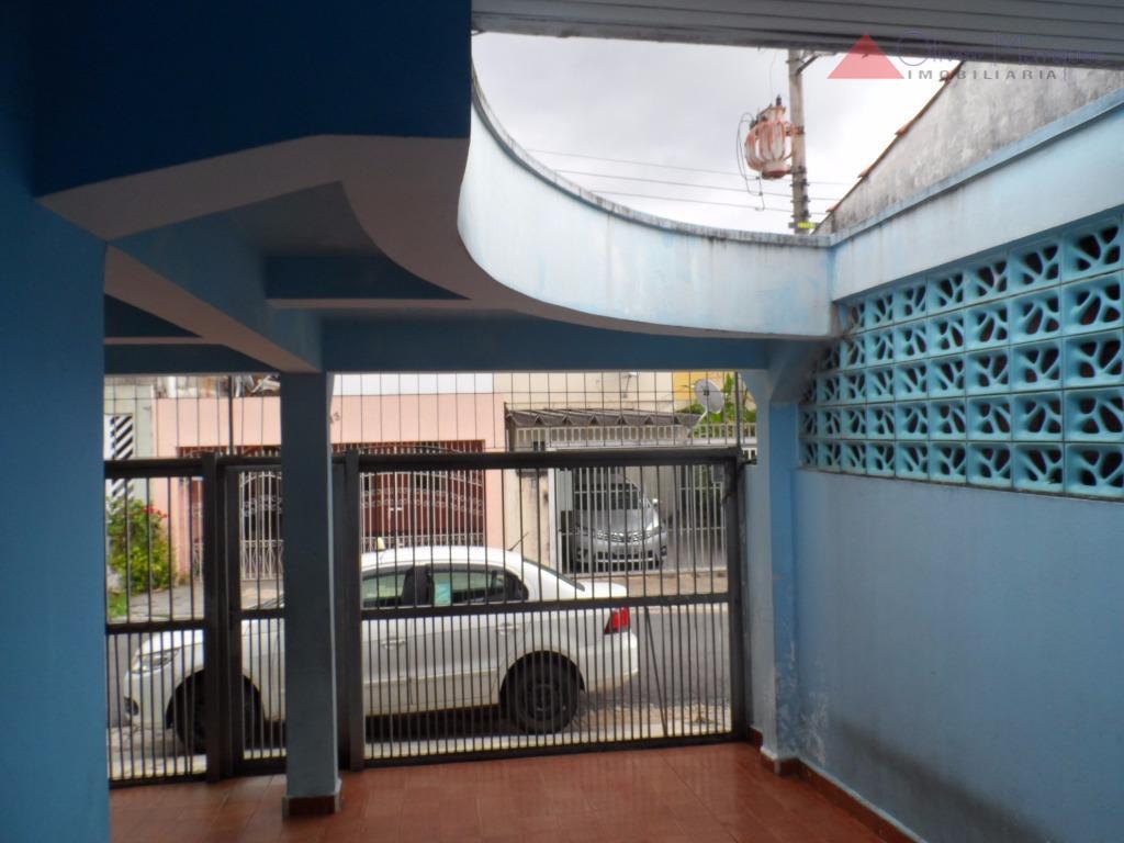 Casa residencial para locação, Parque Continental, São Paulo - CA0973.