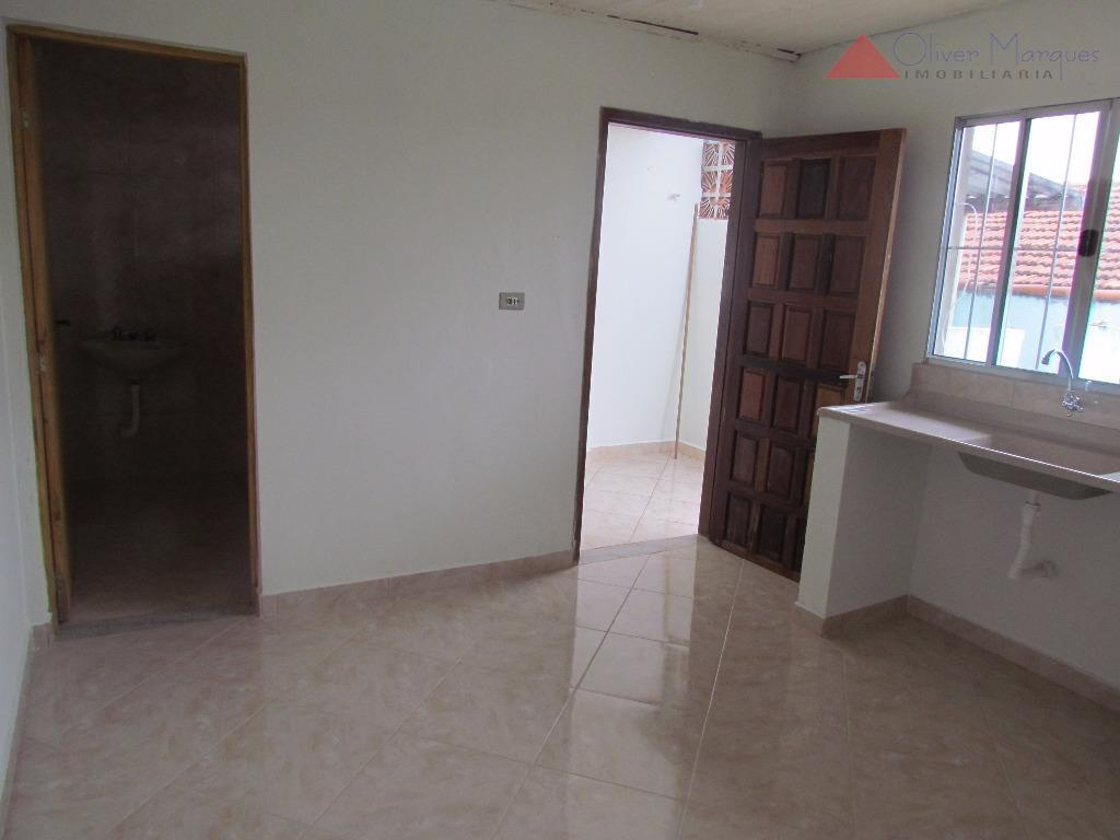 Casa residencial para locação, Jaguaribe, Osasco - CA0974.