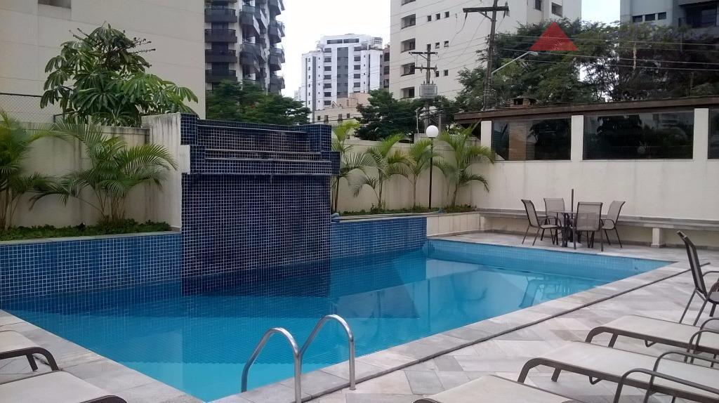 Apartamento  residencial à venda, Morumbi, Vila Andrade, São Paulo.
