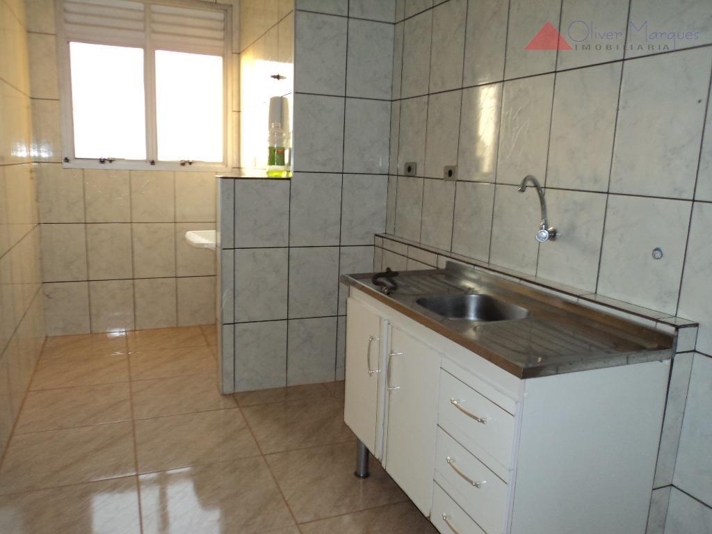 Apartamento residencial para locação, Vila Yara, Osasco.