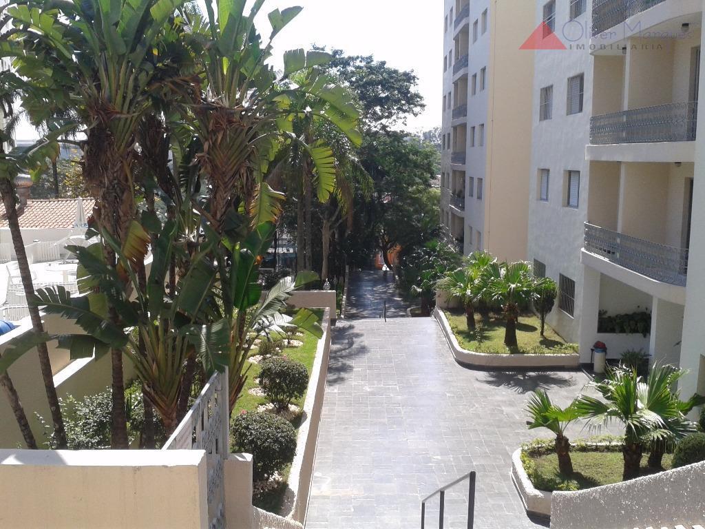 Apartamento residencial para locação, Butantã, São Paulo - AP4763.