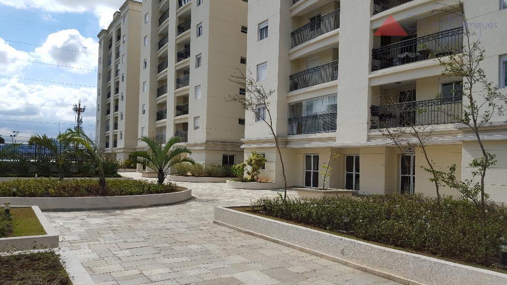 Apartamento residencial para locação, Jaguaré, São Paulo - AP4771.