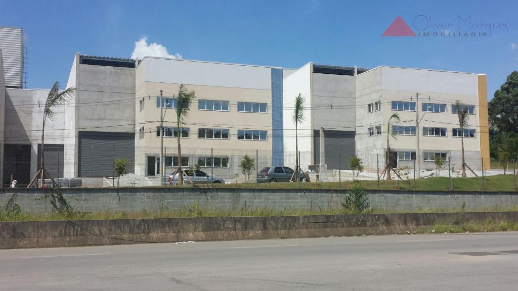Galpão industrial para locação, Centro, Vargem Grande Paulista - GA0152.