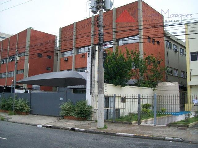 Galpão industrial para locação, Lapa, São Paulo - GA0153.