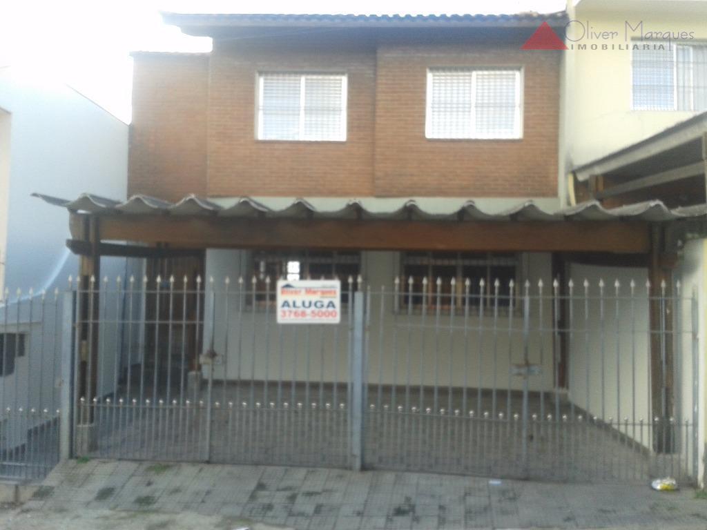 Sobrado residencial para locação, Jaguaré, São Paulo - SO1572.