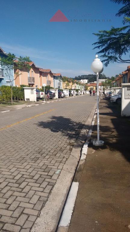 Sobrado residencial para locação, Jardim Belizário, Cotia - SO1576.