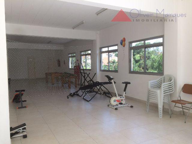 Apartamento residencial para locação, Jardim Luísa, São Paulo.