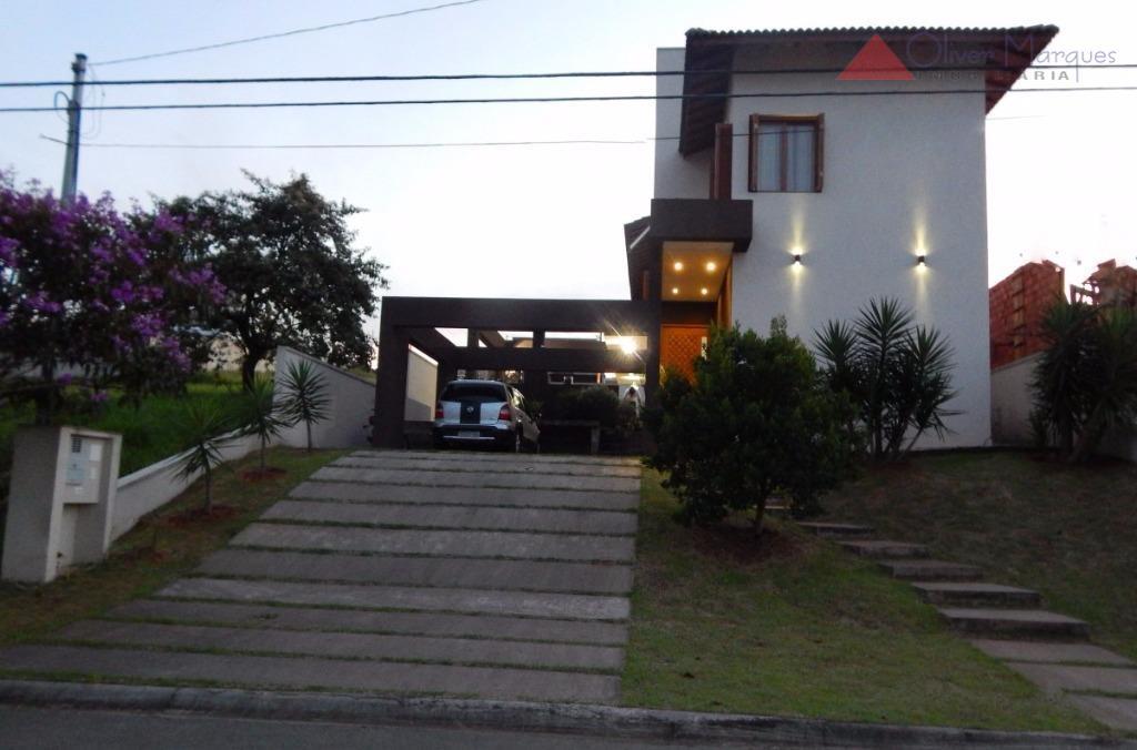 Sobrado residencial à venda, Jardim do Golf I, Jandira - SO1587.