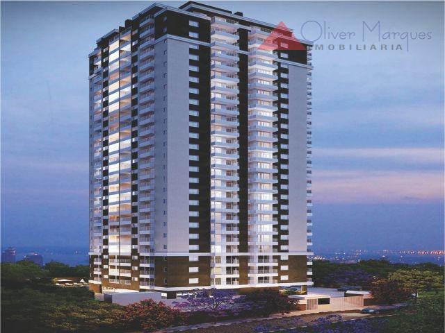 Apartamento residencial à venda, Empresarial 18 do Forte, Barueri - AP4830.