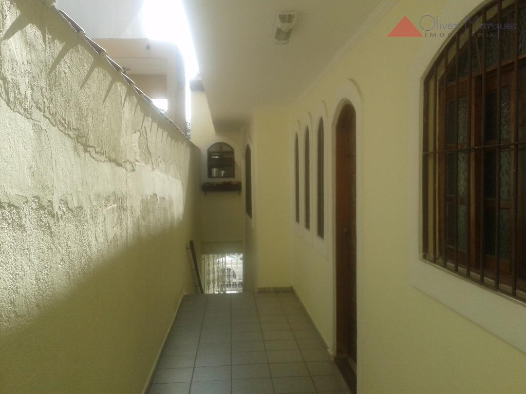 Casa residencial para locação, Pestana, Osasco - CA0997.