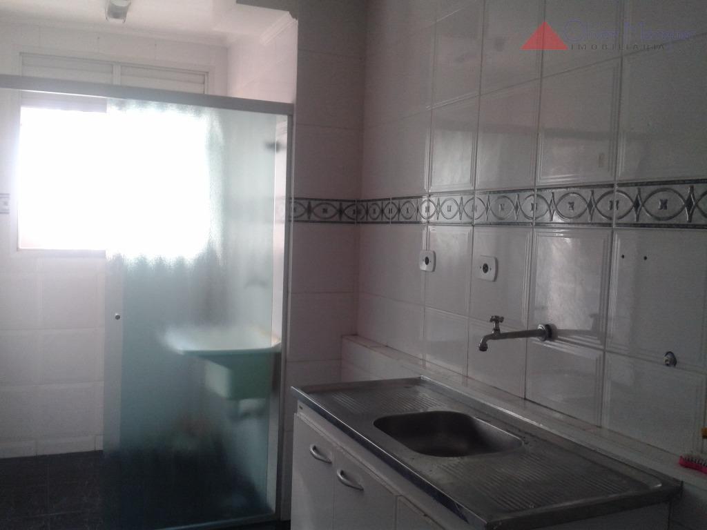 Apartamento residencial para locação, Parque Continental, São Paulo - AP4855.