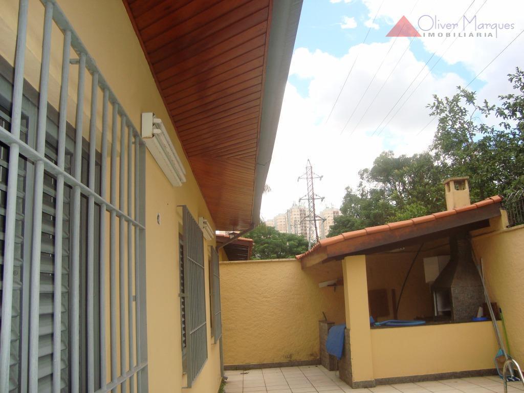 Casa residencial à venda, Parque Continental, São Paulo - CA0999.