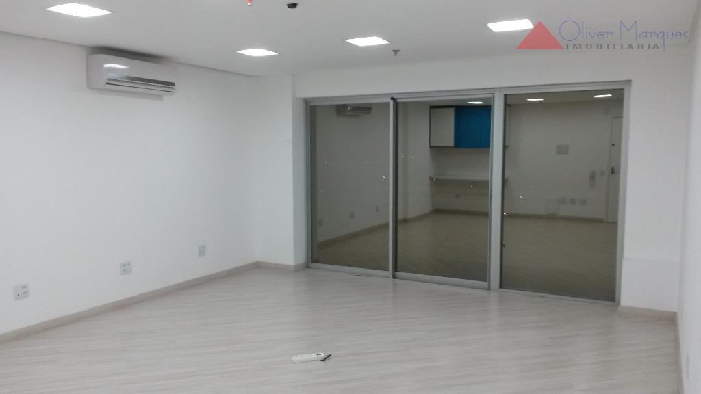Sala comercial para locação, Vila Yara, Osasco - SA0175.