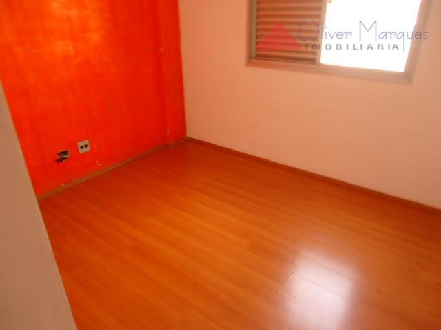 Apartamento residencial para locação, Jaguaribe, Osasco - AP4886.