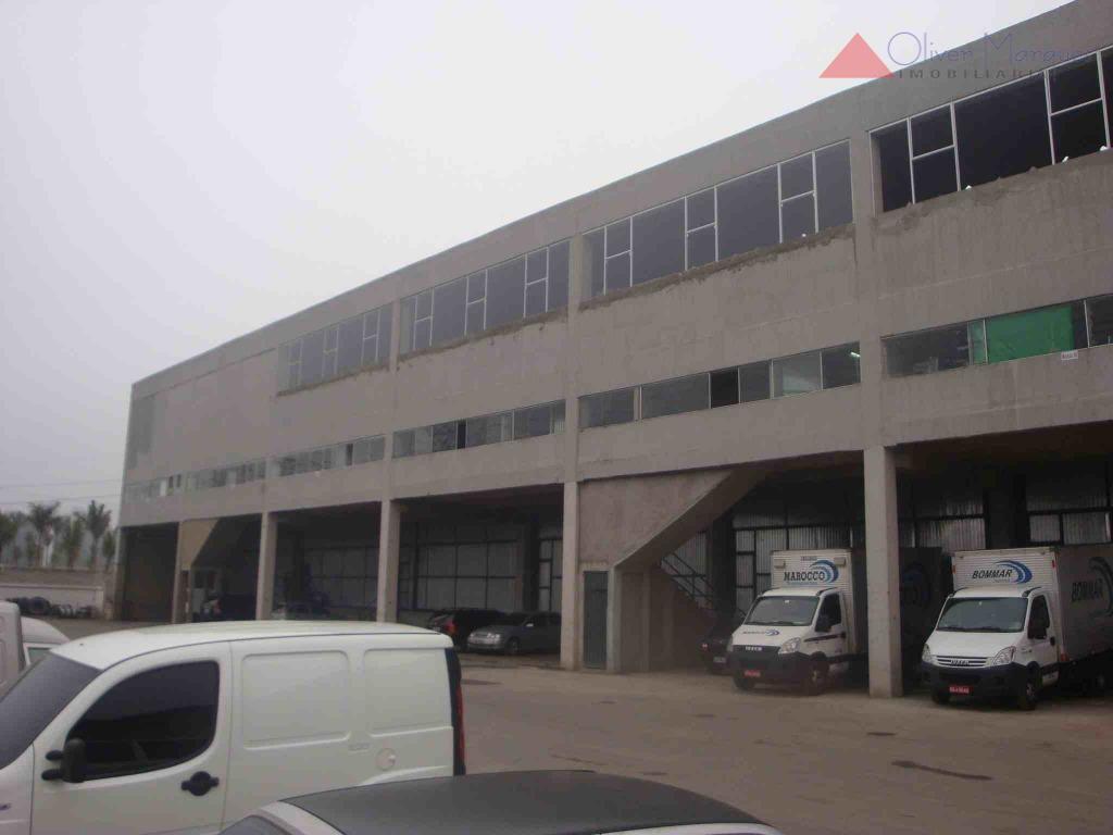 Galpão industrial para locação, Parque Anhangüera, São Paulo.