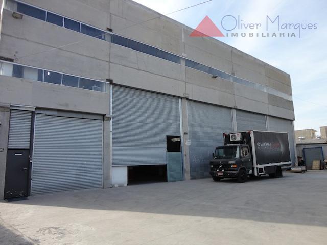 Galpão industrial para locação, Vila Jaguara, São Paulo - GA0159.