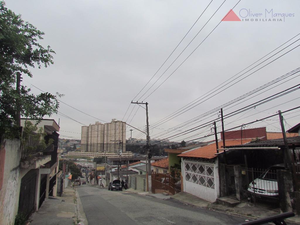 Casa residencial para locação, Jaguaribe, Osasco - CA1010.