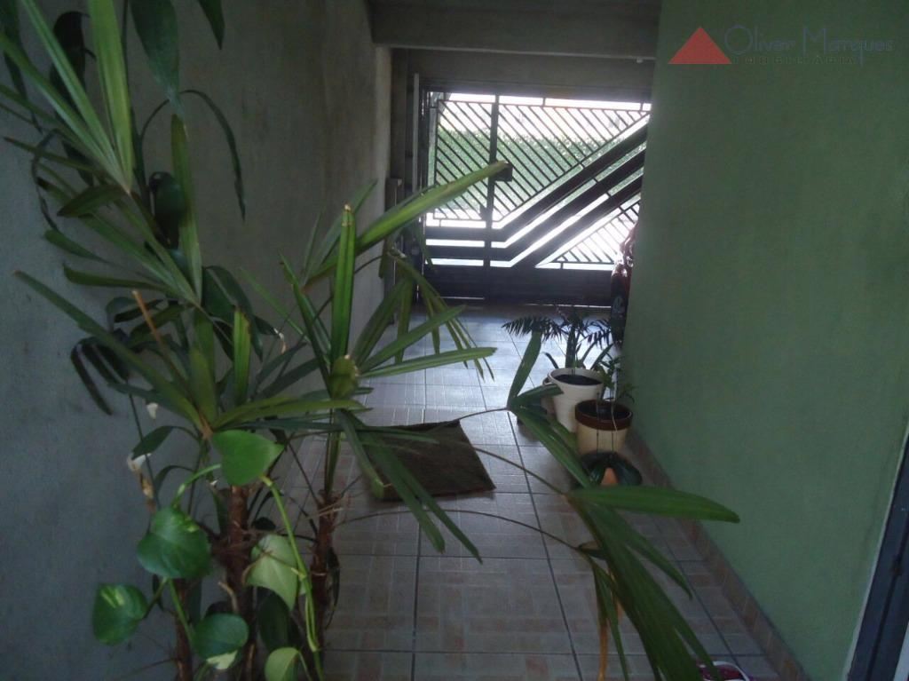 Sobrado residencial à venda, Cidade das Flores, Osasco - SO1641.